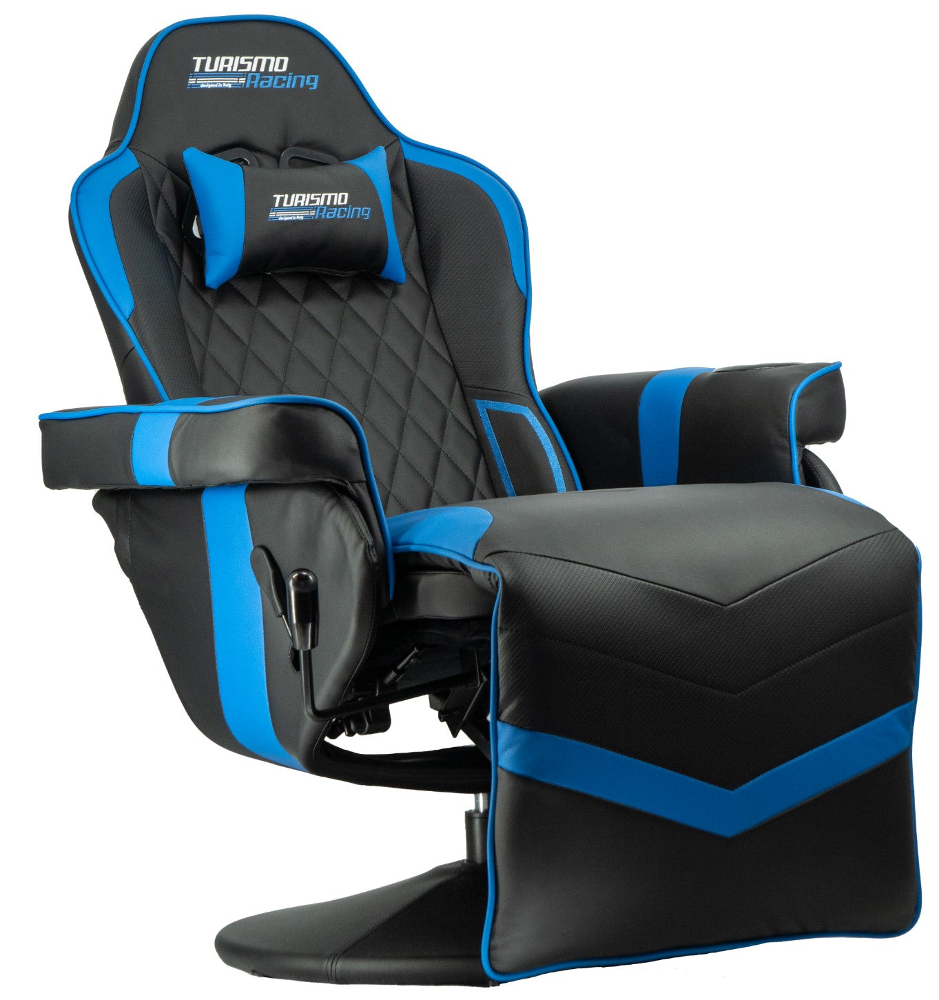 Blue Stanza Gaming Recliner