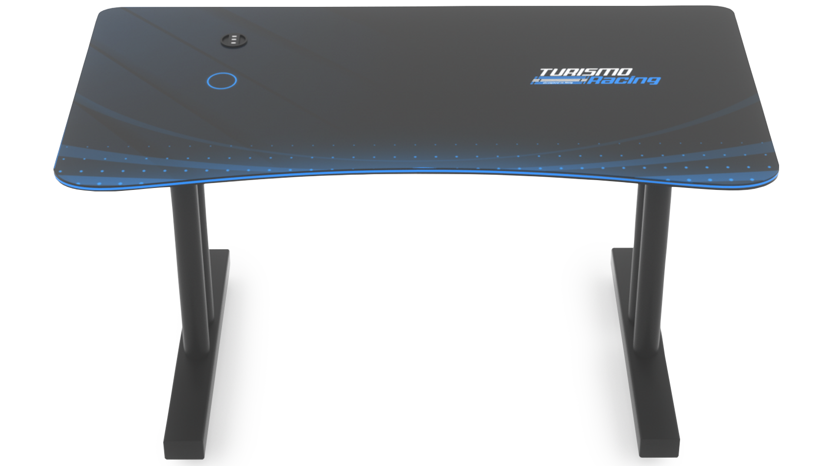 Blue Stazzione Gaming Desk