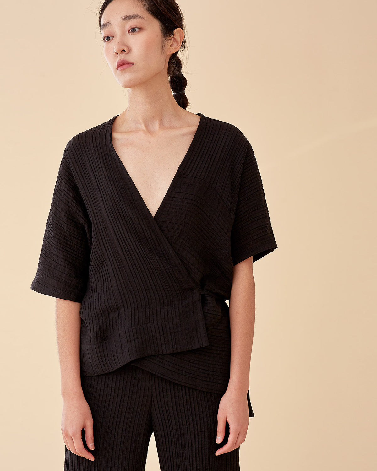 Back in stock/Ari Yukata Top
