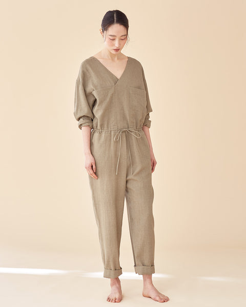 Wood Worker Jumpsuit