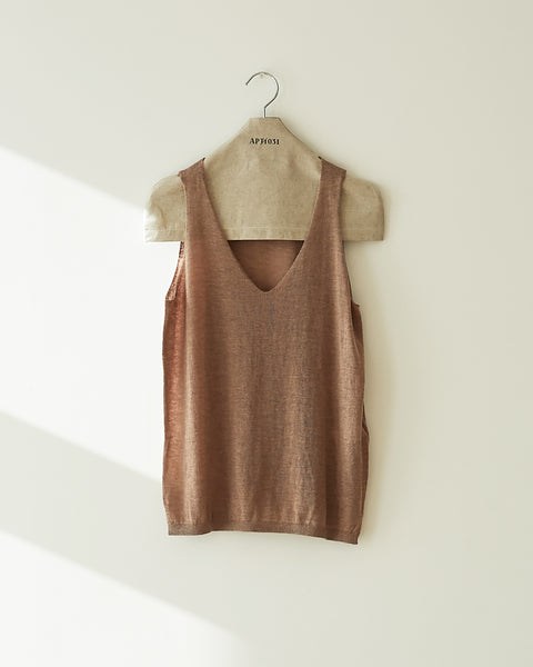 Four Seasons Sleeveless Top