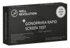 STD at home test kit for Gonorrhea