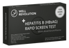 STD at home test kit for Hepatitis B
