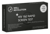 STD at home test kit for HIV
