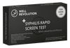 Test and check for Syphilis at home. Sexual health testing New Zealand.