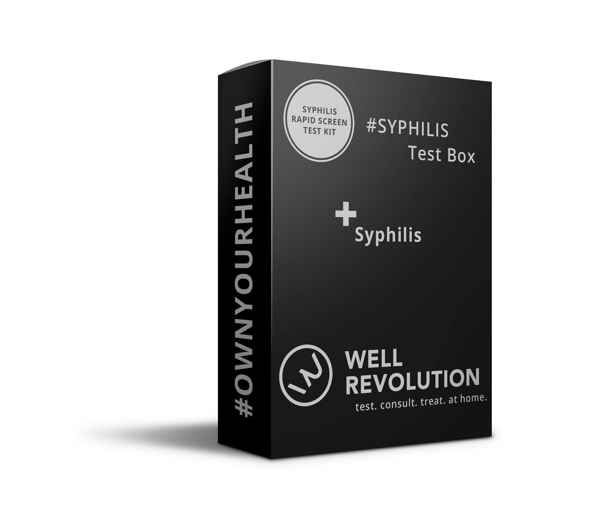 #Syphilis Test Box