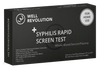 syphilis test at home rapid screen