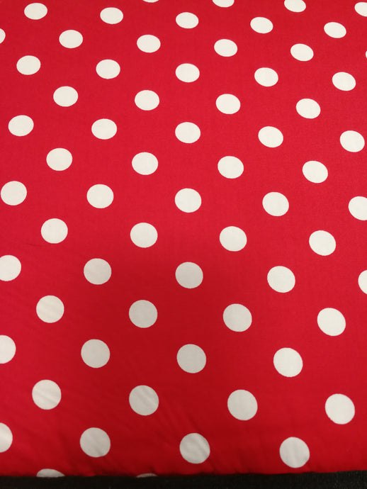 Red Minnie Sleepmat