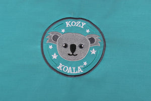 Kozy Koala Sleepmat 1.45m w/detachable blanket - Green