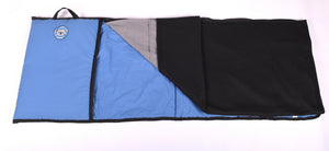 Kozy Koala Sleepmat 1.45m w/ detachable blanket - Blue