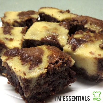 Choc Cheesecake Brownies