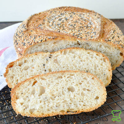 Semolina Seeded Bread