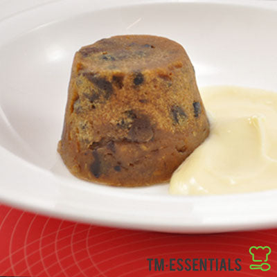 Steamed Christmas Puddings