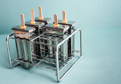 TM Essentials Stainless Steel Popsicle Maker