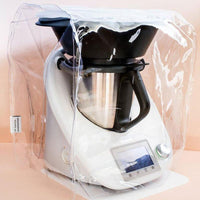 TM Essentials XL Clear Protective Cover to fit Thermomix® TM31, TM5, and TM6 with Varoma® in place