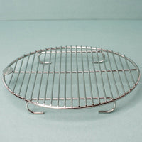 TM Essentials Stainless Steel Trivet for use in Varoma® Base to raise food when Steaming Thermomix