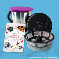 Yoghurt strainer bundle Thermomix