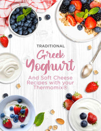 Yoghurt strainer bundle Thermomix ebook
