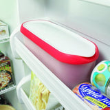 Tovolo Glide-a-Scoop Ice Cream Tub Fits in the Door of Your Freezer