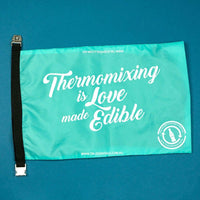 "TM Essentials Reusable Bread Bag - ""Thermomixing is Love Made Edible"""