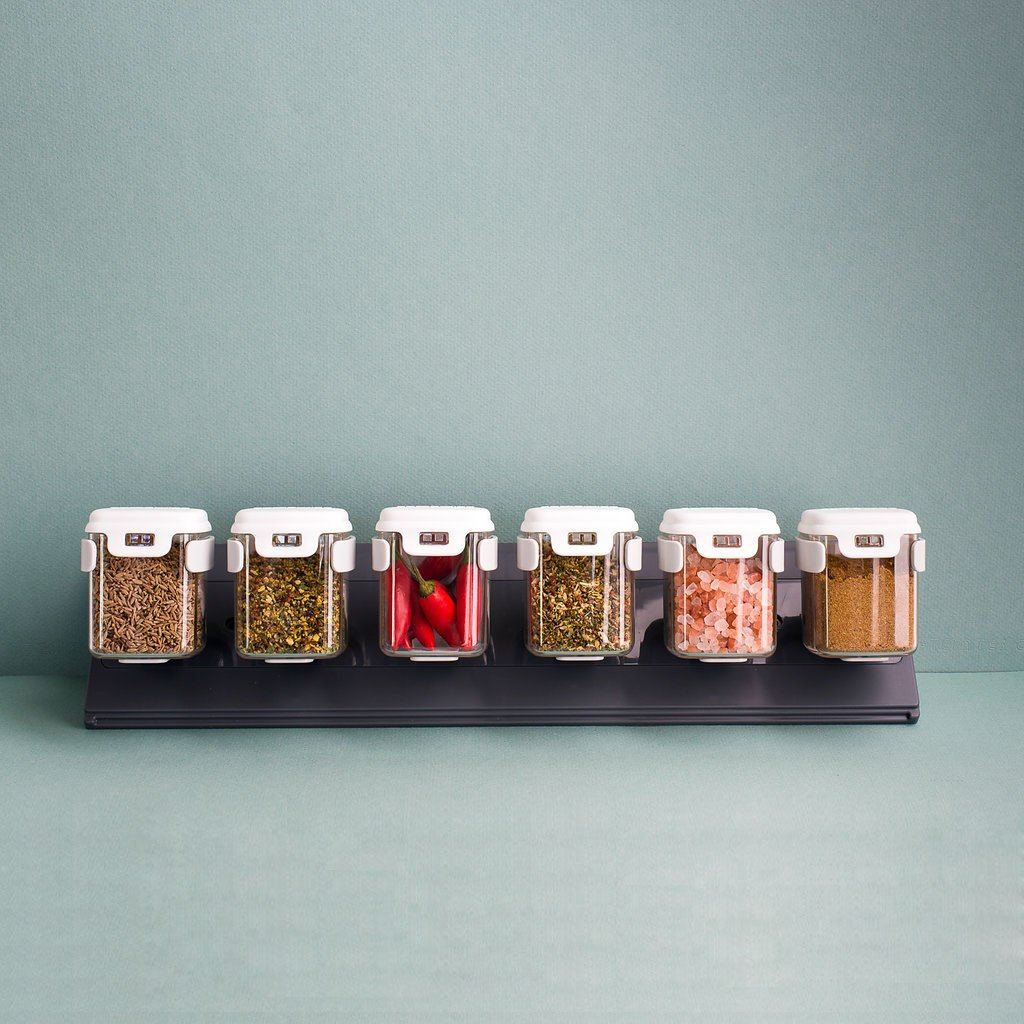 Buy MoBin Spice Containers for your Spices. In Stock and Free P&H in ...