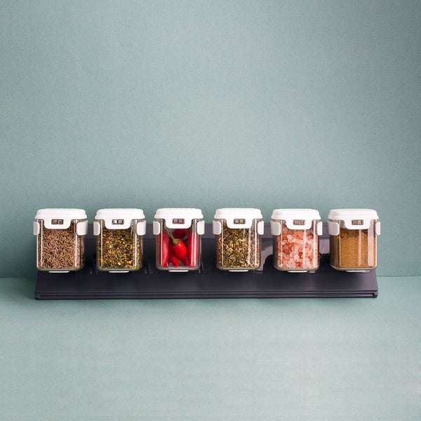 MoBin Spice Containers - set of 6