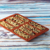 No Bake Thermomix® Snack Bar Recipes eBook