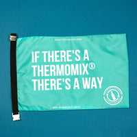"TM Essentials Reusable Bread Bag - ""If There's a Thermomix®, There's a Way"""