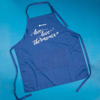 "TM Essentials Cotton Chef's Apron - ""Live, Love, Thermomix®"""