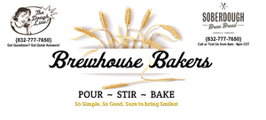 Brewhouse Bakers Featuring Soberdough
