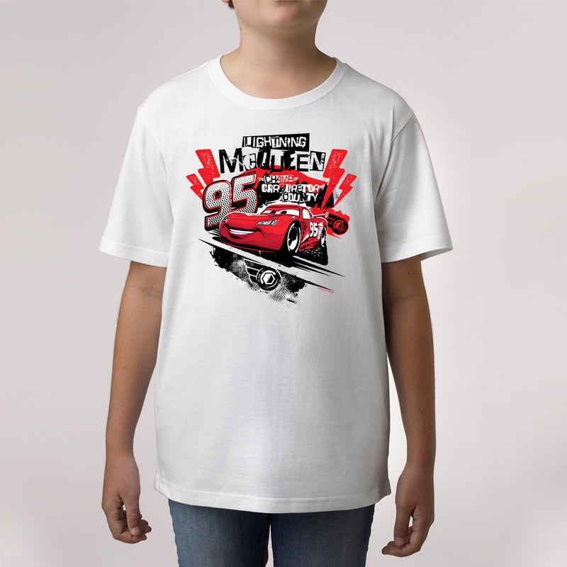 cars custom print t shirt