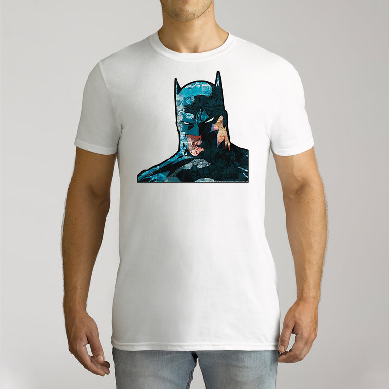 Twidla Men's DC Batman Cotton Tee