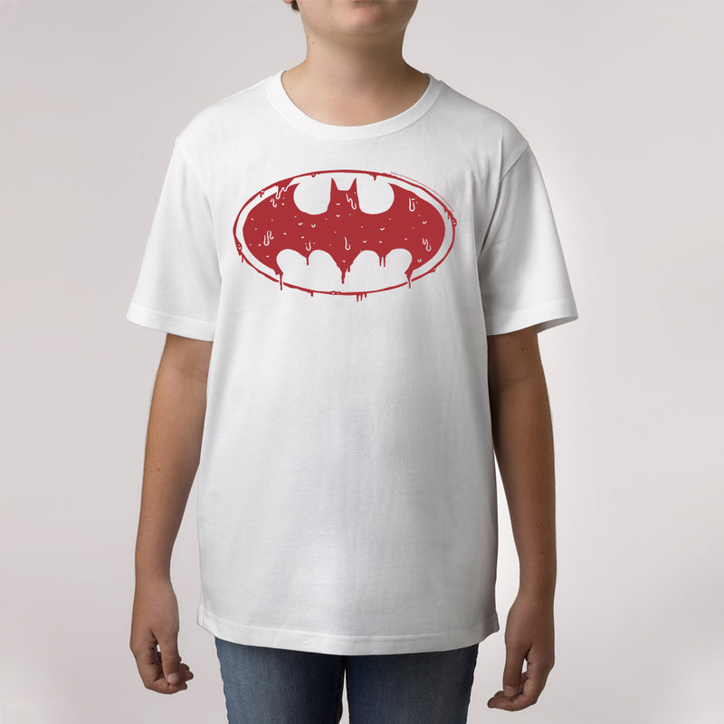 batman custom print t shirt