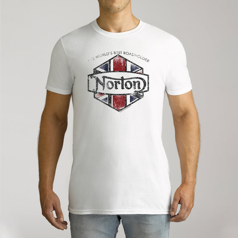 Twidla Men's Norton The Worls'd Best Cotton Tee