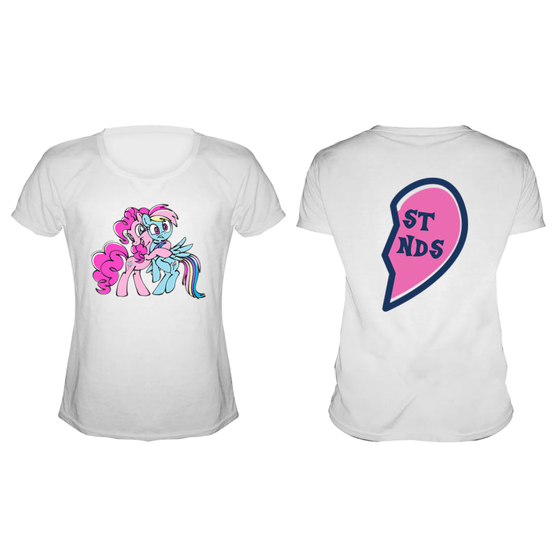 My Little Pony custom printed t shirts