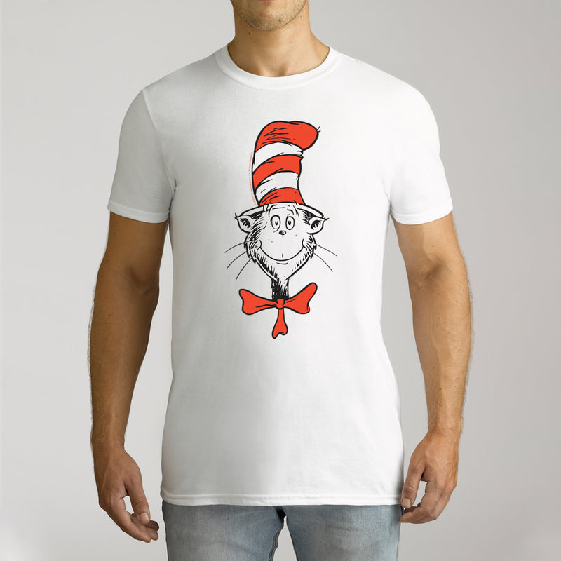 Twidla Men's Dr.Seuss Cotton T-Shirt