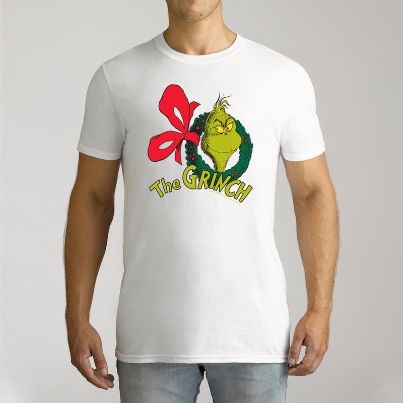 Twidla Men's Dr.Seuss The Grinch Cotton T-Shirt
