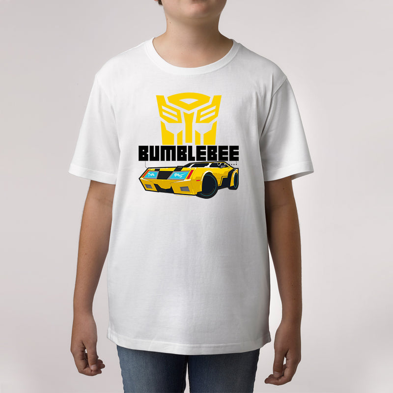 Twidla Boy's Transformers Bumblebee Cotton Tee