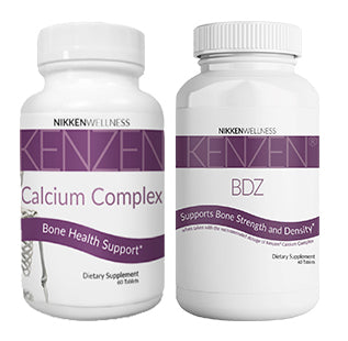 Nikken Kenzen® Bone Health Pack - 4450