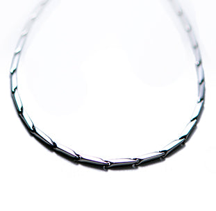 Nikken Kenko Perfect Link II Magnetic Necklace