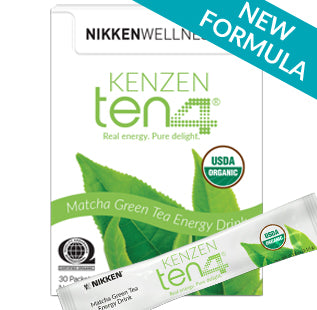 Kenzen Ten4® Energy Drink Mix - myvnikenaxoffice.com