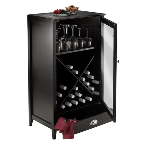Winesome Bordeaux Modular Wine Cabinet X Panel