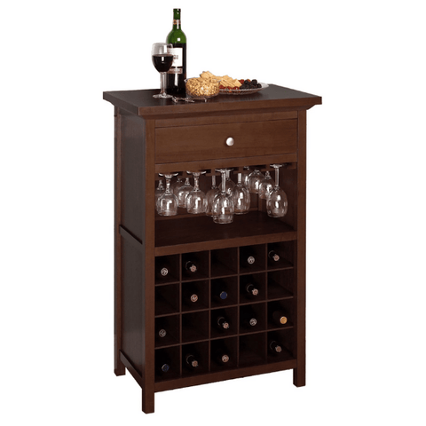 Winesome Chablis 20 Bottles Wine Cabinet