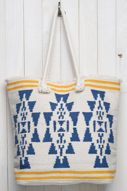 The Beach Aztec Tote