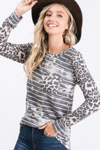 Load image into Gallery viewer, The Frisco Leopard Long Sleeve