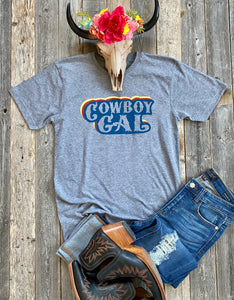 The Cowboy Gal T-Shirt