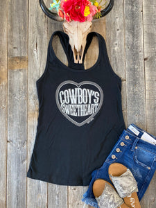 The Cowboys Sweetheart Tank