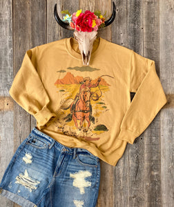 The Roy Rogers Sweatshirt
