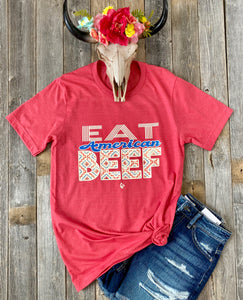 The Eat American Beef T-Shirt