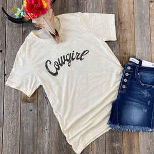 The Vintage Cowgirl T-Shirt